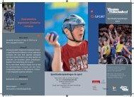Begeleiden van sporters met een handicap - G-sport