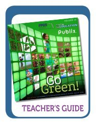 GO GREEn Teacher's Guide - Newspapers In Education