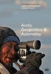 API Arctic Geopolitics & Autonomy pdf - The Arts Catalyst