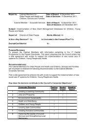 Parish Council Updates PDF 65 KB - Sefton Council