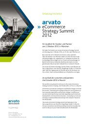 arvato - Heiler Software AG