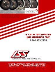 Pressure Swichgage® 45APE Series Instrument - Instrument Sales