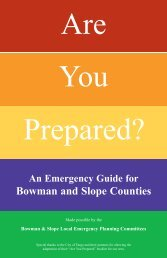 view PDF - Bowman County Development Corporation