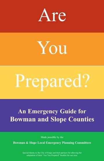 view PDF - Bowman County Development Corporation