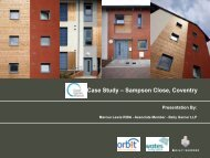 Case Study – Sampson Close, Coventry - Good Homes Alliance