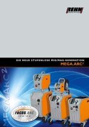 MEGA.ARC2 – Das Programm - Rehm GmbH  u. Co KG