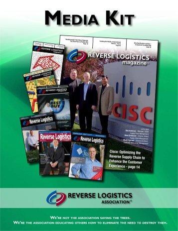 MEDIA KIT - Reverse Logistics Association