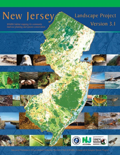 Landscape Project Version 3.1 - State of New Jersey