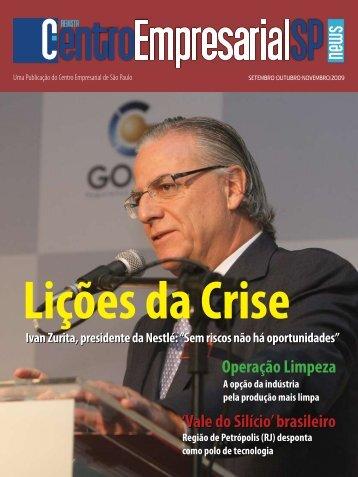 'Vale do Silício' brasileiro Operação Limpeza 'Vale do ... - Cenesp