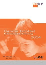 Gender Booklet 2004