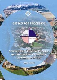 Gestão por Processos - Centro de Computação - Unicamp