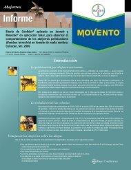 WEB ARMADO ABEJORROS.indd - Bayer CropScience Mexico
