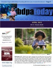 bdpatoday | April 2013
