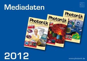 Mediadaten - AT-Fachverlag GmbH