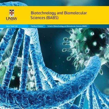 biomolecular science