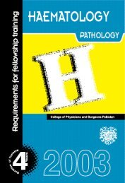 Untitled - e-Log Book - College of Physicians and Surgeons Pakistan