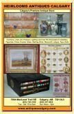 ANTIQUING IN WESTERN CANADA - Discovering ANTIQUES - Page 3
