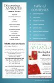 ANTIQUING IN WESTERN CANADA - Discovering ANTIQUES - Page 5