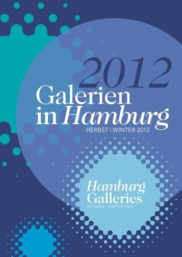 3 Orte: A. Paul Weber - Galerien in Hamburg