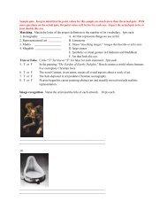 art appreciation Sample quiz.pdf - MichaelAldana.com