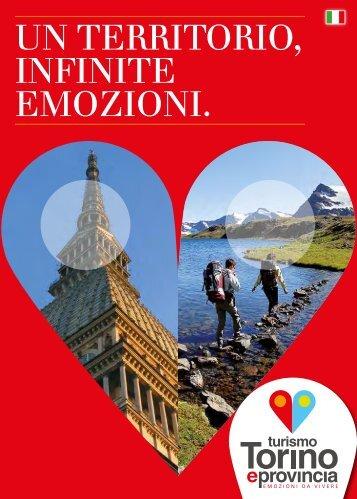 UN TeRRITORIO, INfINITe emOzIONI. - Turismo Torino