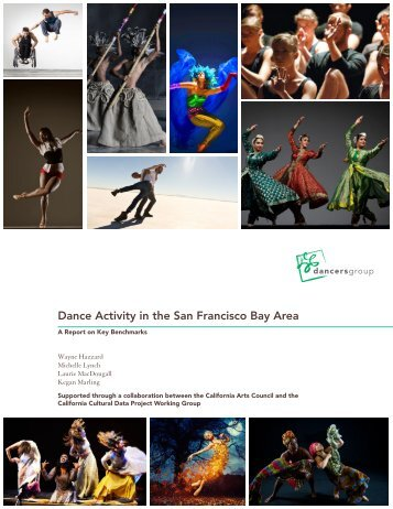 Dance Activity in the San Francisco Bay Area - Dancers' Group