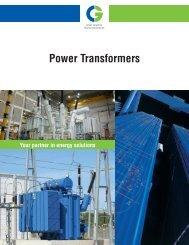 Power Transformers - Cgglobal.com