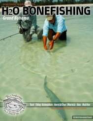 Grand Bahama - Tailwaters Fly Fishing Co.