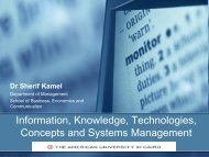 Information, Knowledge, Technologies, Concepts and Systems ...