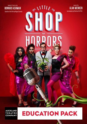 Little Shop Of Horrors - Auckland Theatre Company