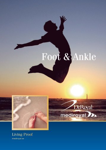 Foot & Ankle - Mediroyal