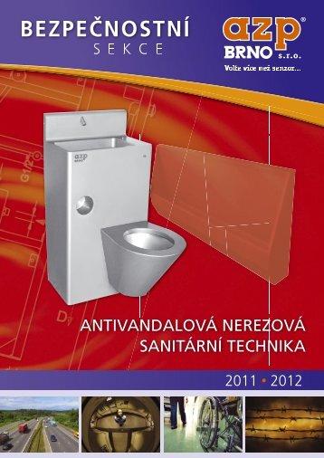 Katalog Bezpečnostní sekce (BS) - vysoce ... - AZP Brno sro