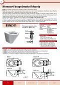 Katalog Bezpečnostní sekce (BS) - vysoce ... - AZP Brno sro - Page 2