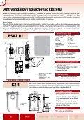 Katalog Bezpečnostní sekce (BS) - vysoce ... - AZP Brno sro - Page 4