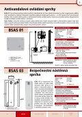 Katalog Bezpečnostní sekce (BS) - vysoce ... - AZP Brno sro - Page 5