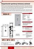 Katalog Bezpečnostní sekce (BS) - vysoce ... - AZP Brno sro - Page 6