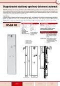 Katalog Bezpečnostní sekce (BS) - vysoce ... - AZP Brno sro - Page 7