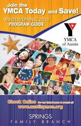 Springs Family YMCA
