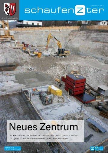 Neues Zentrum - Zirl
