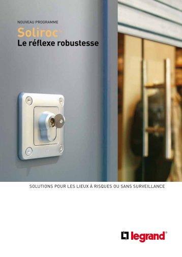 Brochure Soliroc - Legrand