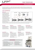 Pompy specjalistyczne - LFP - Page 2
