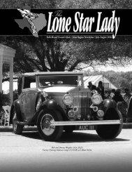 Rolls-Royce Owners' Club • Texas Region ... - Rroctexas.com