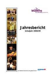 Jahresbericht - Stadt Bludenz
