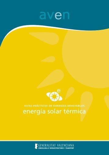Guía Práctica de Energía Solar Térmica 2009 pdf - Agencia ...