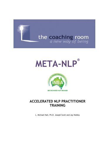 META-NLP - The Coaching Room
