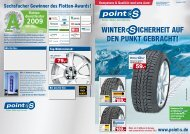Komplettrad 16 - Point-S Reifen-Eberl