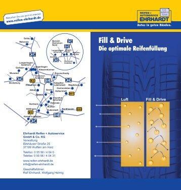 Fill & Drive - Ehrhardt Reifen und Autoservice GmbH & Co. KG