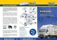 Mobilservice - Ehrhardt Reifen und Autoservice GmbH & Co. KG