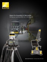 Download brochure as PDF - Nikon Metrology