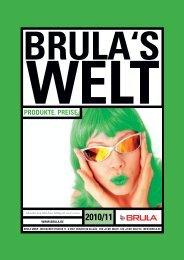 Grundofen-Heiztüren - BRULA GmbH